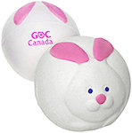 Bunny Rabbit Ball Stress Balls